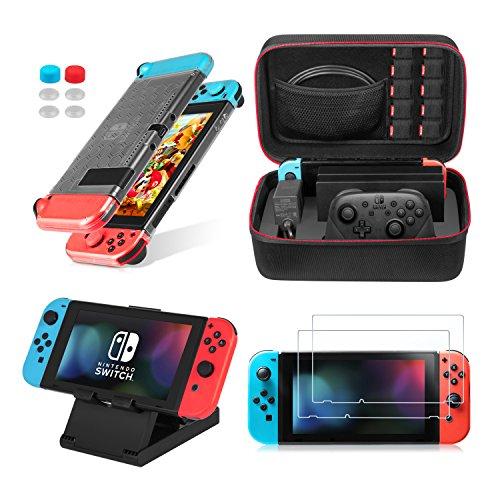 Keten 13-in-1 Nintendo Switch Zubehör-Set,...
