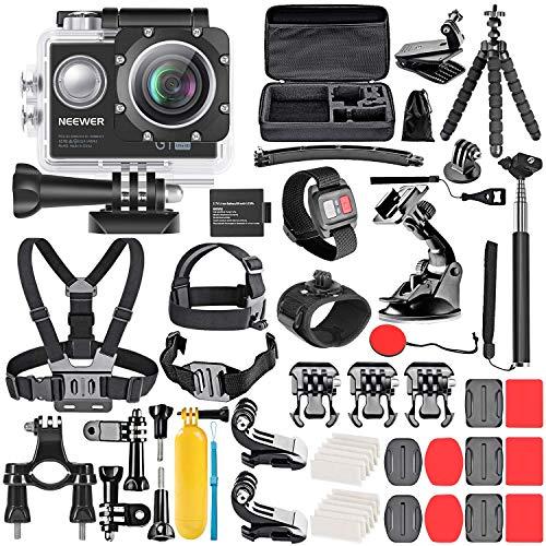 Neewer G1 Ultra HD 4K Action Kamera Set 170 Grad...