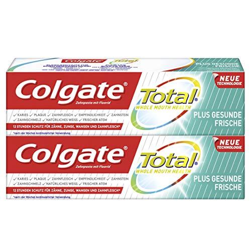 Colgate Total Zahnpasta Plus Gesunde Frische,...