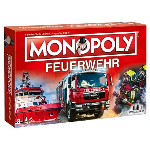 Feuerwehr Monopoly
