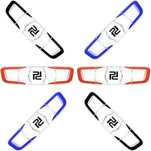 6 Stück Tennis Vibration Dämpfer Tennisschläger...