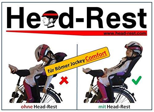 HEAD-REST Comfort Kinder Kopfhalterung u....