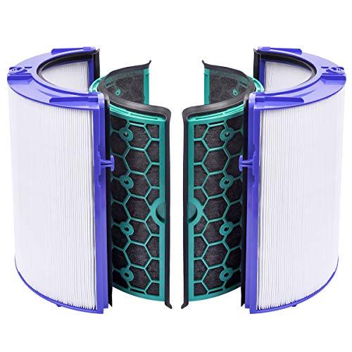 KEEPOW 1 Ersatzfilter Zubehör Kompatibel für...