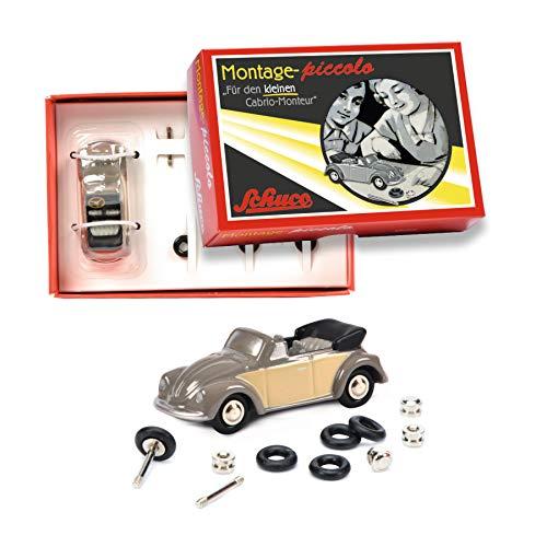 Schuco 450557800 Montagekasten Monteur, Piccolo VW...