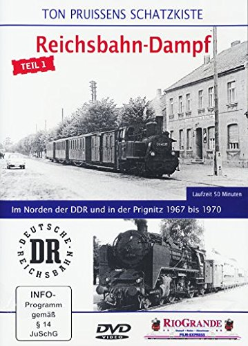 Ton Pruissen - Reichsbahn-Dampf Teil 1