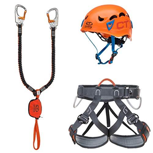 Climbing Technology Kit Ferrata Plus Galaxy,...