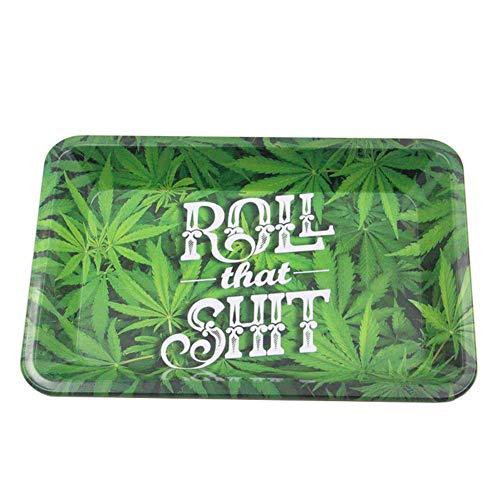 Dricar Metall-Tablett, Weißblech Rolling Tray...