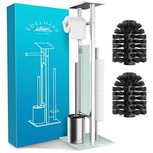 EDELHAND© Toilettenpapierhalter stehend als WC...
