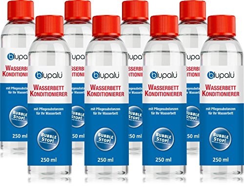 blupalu | Wasserbett Conditioner I 8 x 250 ml...