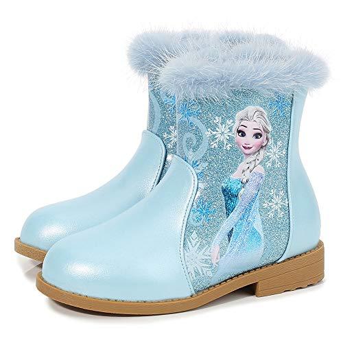 FStory&Winyee Schneestiefel Mädchen Prinzessin...