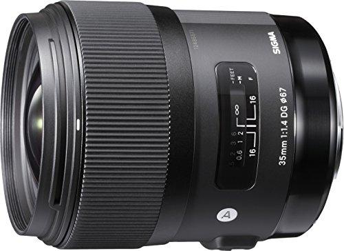 Sigma 35mm F1,4 DG HSM Art Objektiv (67mm...