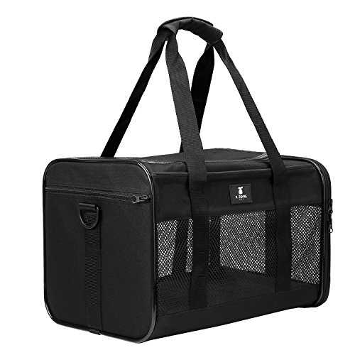 X-ZONE PET Airline Approved Soft-Sided Pet Travel...