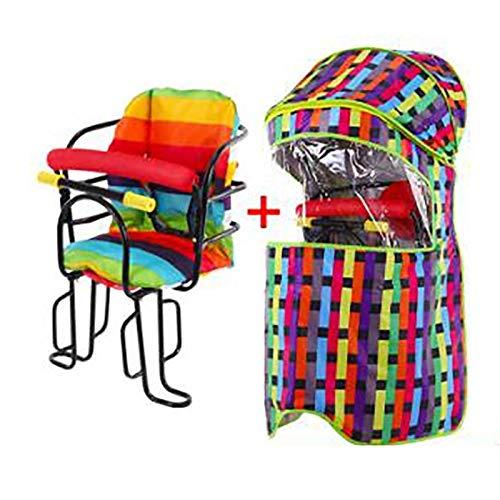 GYYlucky Kinder-Fahrradsitz-Zubehör-Regenschutz,...