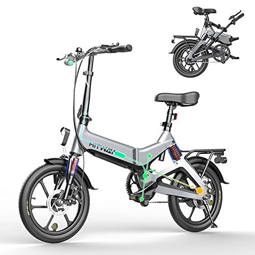 HITWAY Elektrofahrräder E Bike Elektrofahrrad...