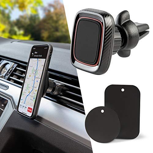 Handyhalterung Auto Magnet 360° Drehung Universal...