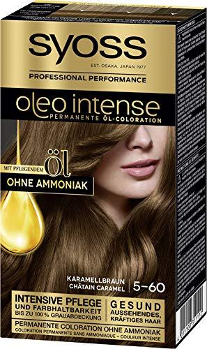 SYOSS Oleo Intense Permanente Öl-Coloration 5-60...