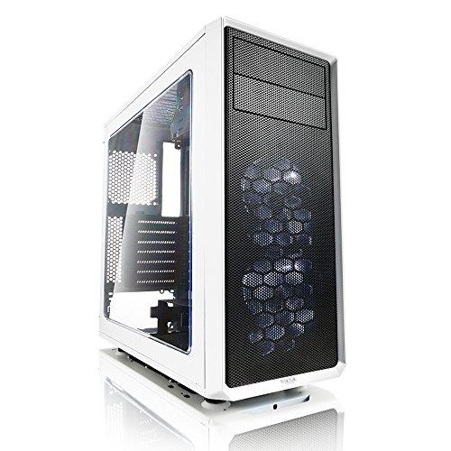 Fractal Design Focus G White Window, PC Gehäuse...