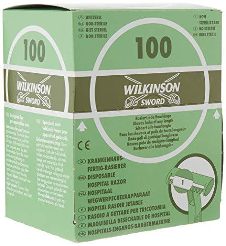 Wilkinson Sword Einweg-Rasierer Krankenhaus mit...
