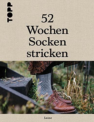 52 Wochen Socken stricken: Die schönsten...