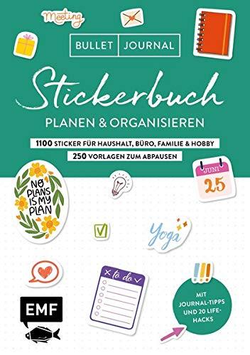 Bullet Journal – Stickerbuch – Planen und...