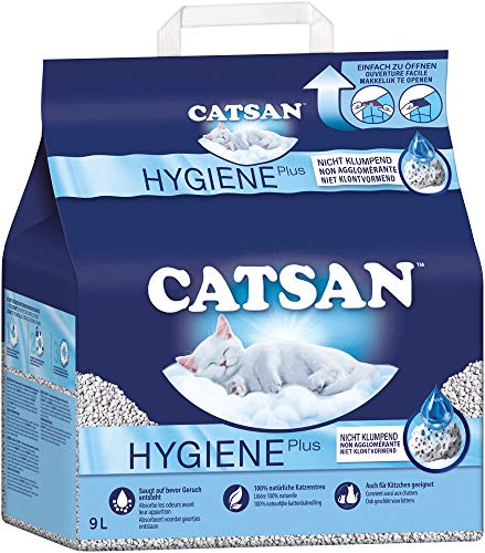 Catsan Hygienestreu, 9000 ml