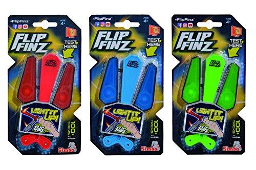 Simba 107232218 - Flip Finz Light Up, farblich...
