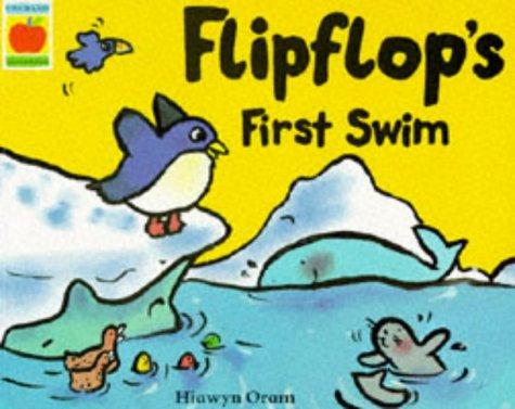 Flip Flop's First Swim (Orchard Paperbacks S.)
