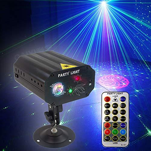 DJ Disco Party Lichter, Bühnenbeleuchtung...
