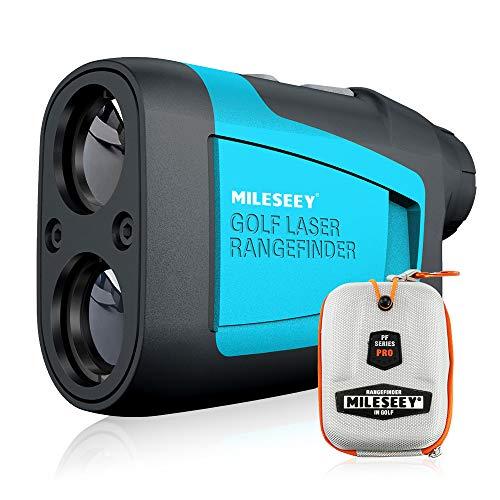 MiLESEEY Laser Golf Entfernungsmesser 600M mit...