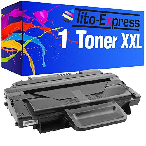Tito-Express PlatinumSerie Toner XXL Schwarz für...