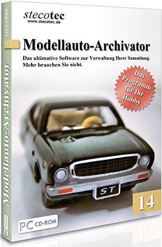Software f. Verwaltung v. Modellautos - Stecotec...