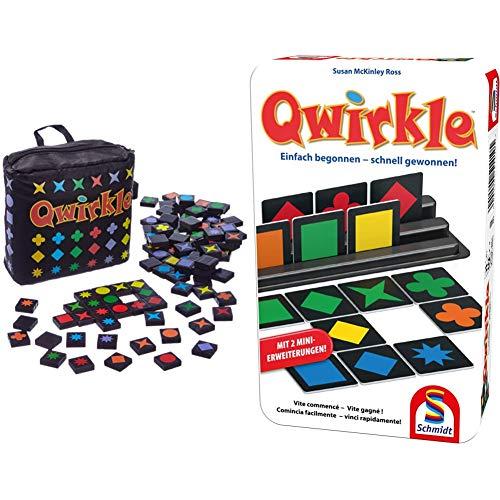 Schmidt Spiele 49270 Qwirkle Travel, Spiel des...