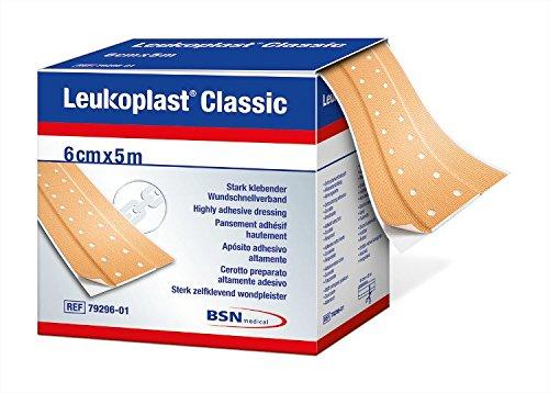 Leukoplast Classic Pflaster Meterware 5 m x 6 cm...