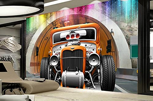 Tunnel 3D-Stereo-Tee, coole...
