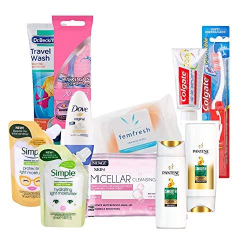 Mini-Kosmetikartikel, Reise-Krankenhaus-Set,...