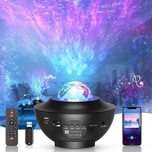LED-Sternenhimmel Projektor,rotierender...