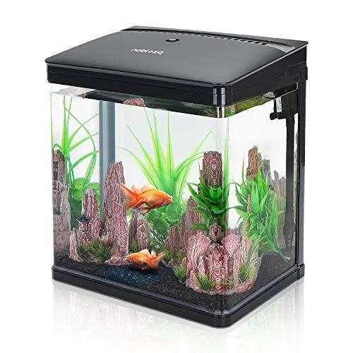 Nobleza-Nano-Fischtank-AquariummitLED-Leuch...