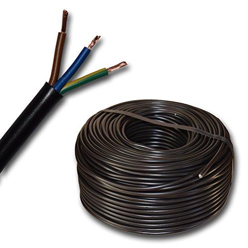 Kunststoff Schlauchleitung rund Kabel Leitung...