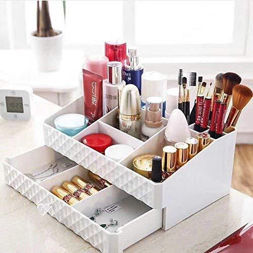 display4top weiß Beauty-Make-up Organizer...