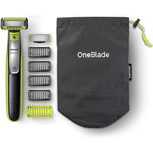 Philips Oneblade Face + Body QP2630/30, mit 2...