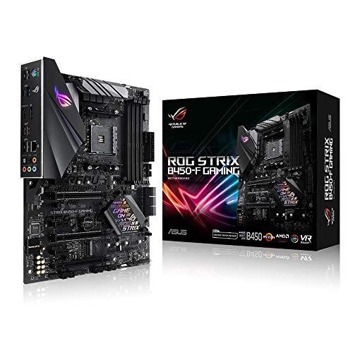 Asus ROG Strix B450-F Gaming Mainboard Sockel AM4...