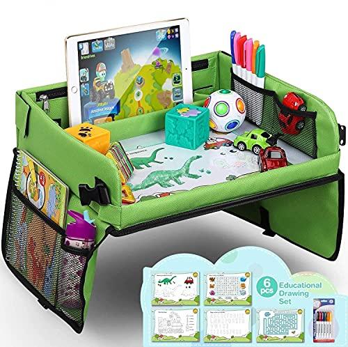 lenbest Kinder Reisetisch Kindersitz Spiel,...