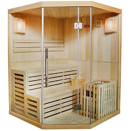 Artsauna Traditionelle Saunakabine/Finnische Sauna...