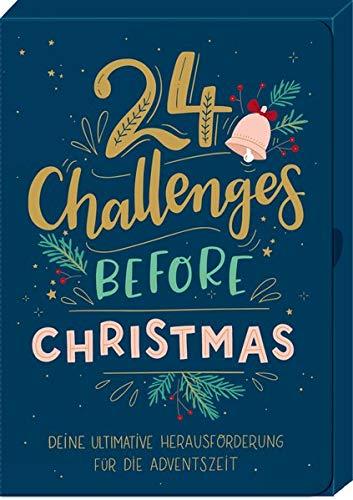 Karten-Box - 24 Challenges before Christmas:...