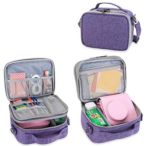 Teamoy Reisetasche Kompaktkamera Taschen für...
