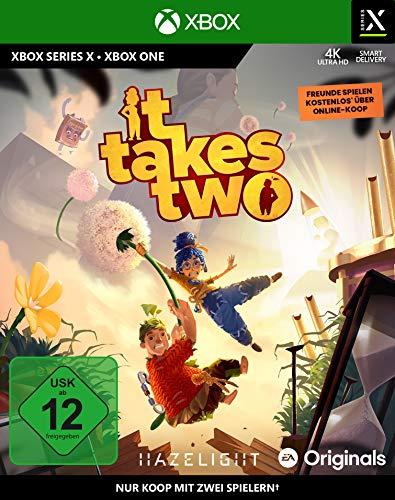 IT TAKES TWO - (inkl. kostenloser Xbox Series X...