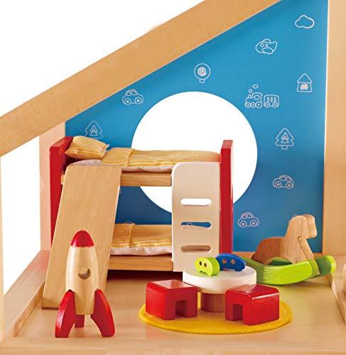 Hape E3456 - Kinderzimmer