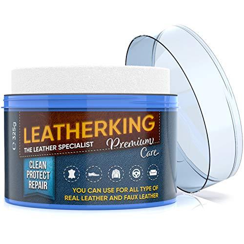 LeatherKing - Natürliche Anti-Aging Lederpflege,...