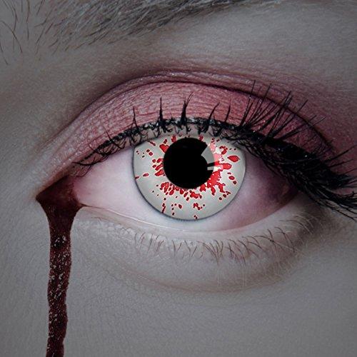 aricona Kontaktlinsen - weiße Jahreslinsen ohne...