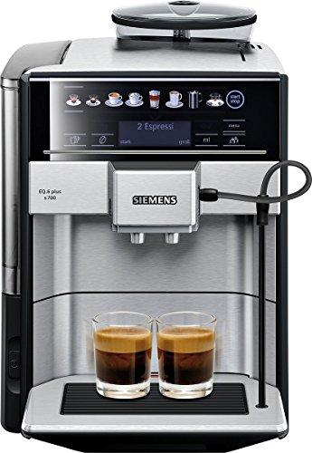 Siemens EQ.6 plus s700 Kaffeevollautomat...